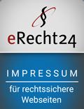 eRecht24 - Impressum